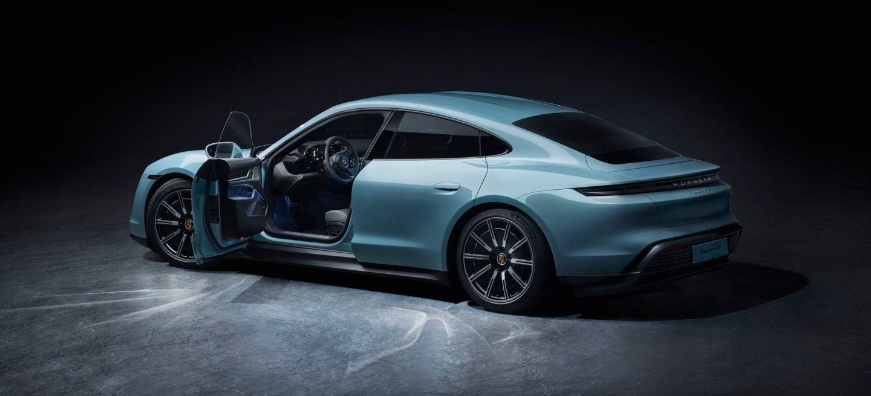 Porsche Taycan 4s 2020 3