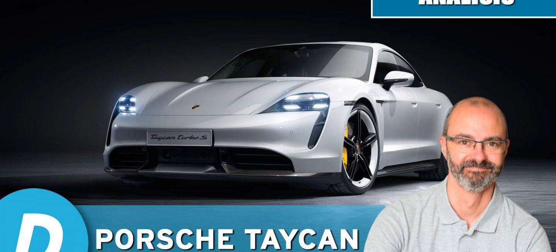 Porsche Taycan Portada 2020