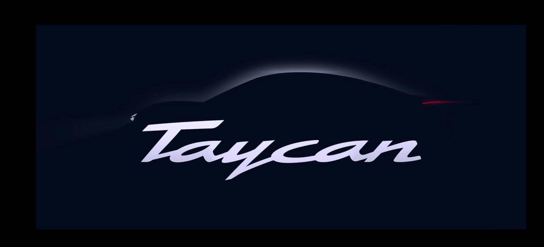 Porsche Taycan Video Adelanto