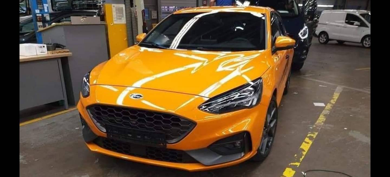 Portada Ford Focus St 2019