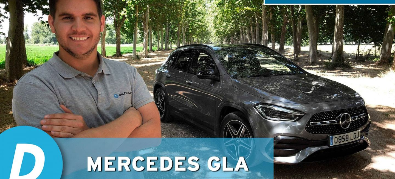 Portada Prueba Mercedes Gla 2020
