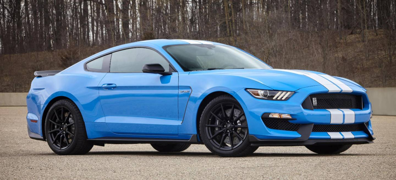 Todos Los Detalles Del Ford Shelby Mustang Gt350 2017