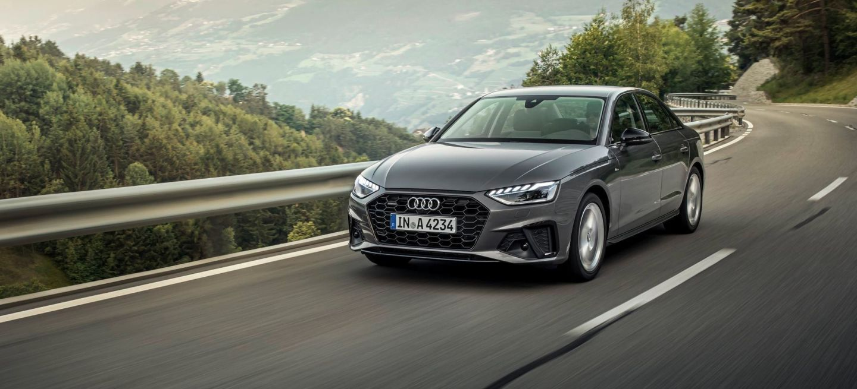 Prueba Audi A4 2019 16