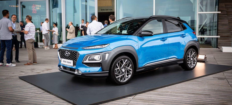 Prueba Hyundai Kona Hybrid 8