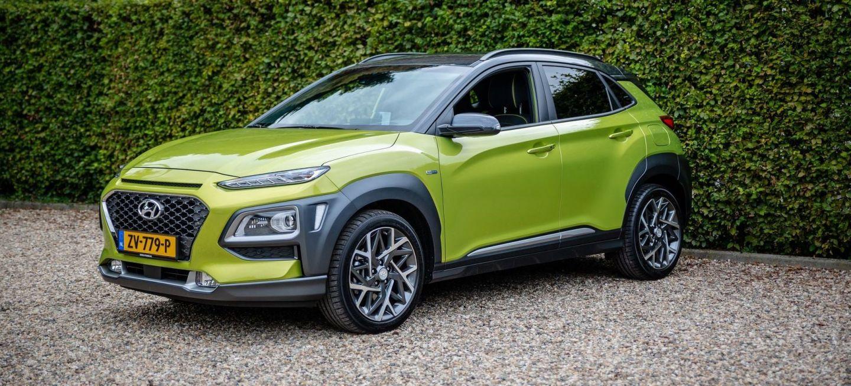 Prueba Hyundai Kona Hybrid P