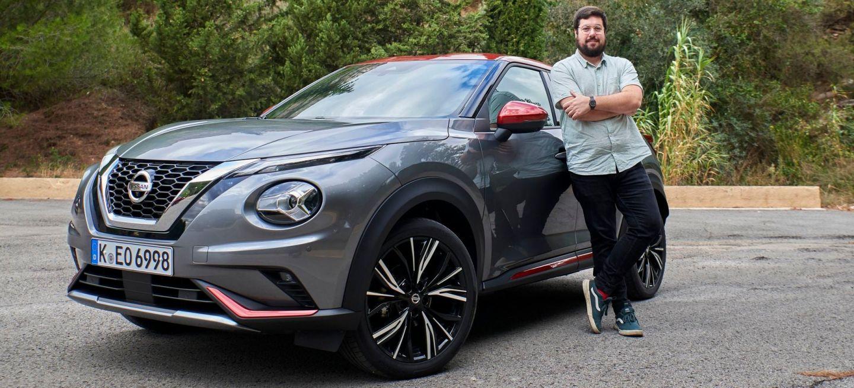 Prueba Nissan Juke 2020