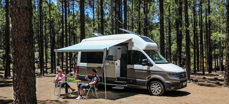 Prueba Volkswagen Grand California 28