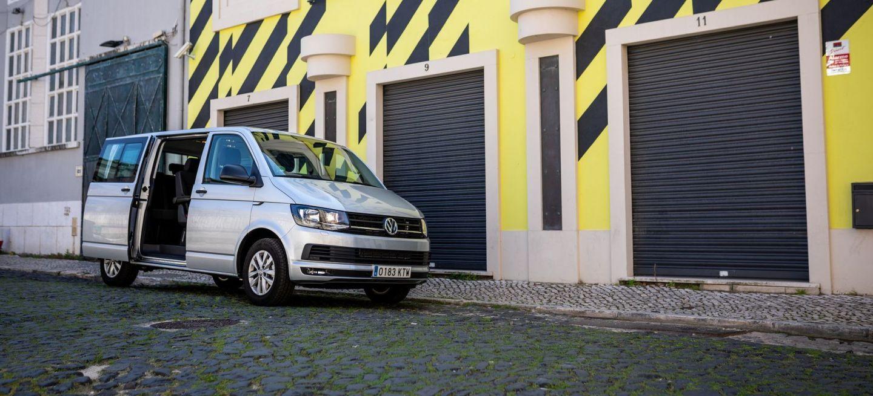 Prueba Volkswagen Multivan P
