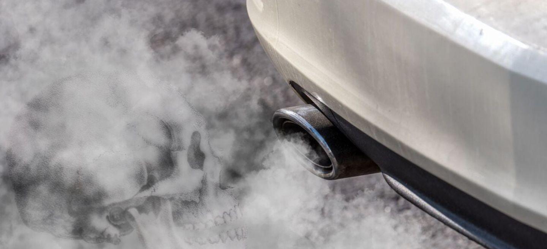 Que Contamina Mas Diesel Gasolina Co2 Escape Humo