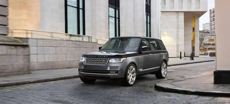 Range Rover SVAutobiography: 550 CV y lujo supremo ...