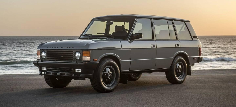 Range Rover Classic Ecd P