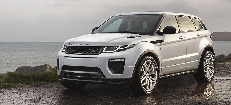 M s colorido para el range rover evoque graphite pack y ember edition