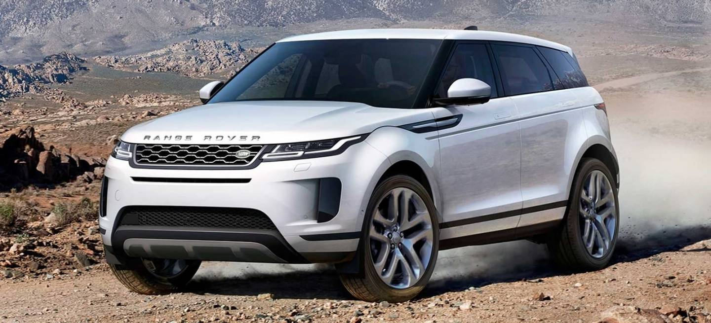 range rover evoque 2019 todos los detalles del velar en formato suv compacto diariomotor. Black Bedroom Furniture Sets. Home Design Ideas
