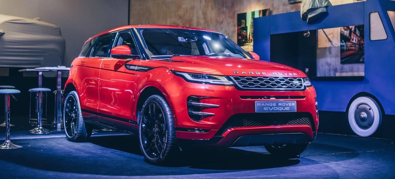Range Rover Evoque Impresiones  1