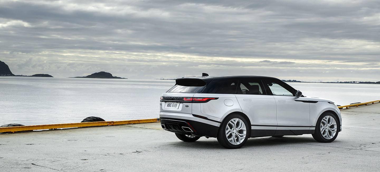 road rover la nueva familia de land rover se aleja del. Black Bedroom Furniture Sets. Home Design Ideas