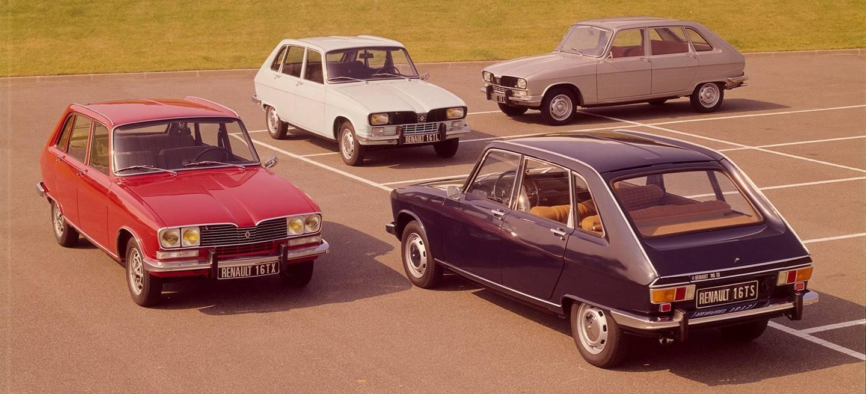 Renault 16, retrospectiva: 10 imágenes y 10 curiosidades del innovador turismo francés
