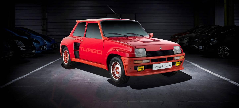 Renault 5 Turbo 1981 Rojo 02