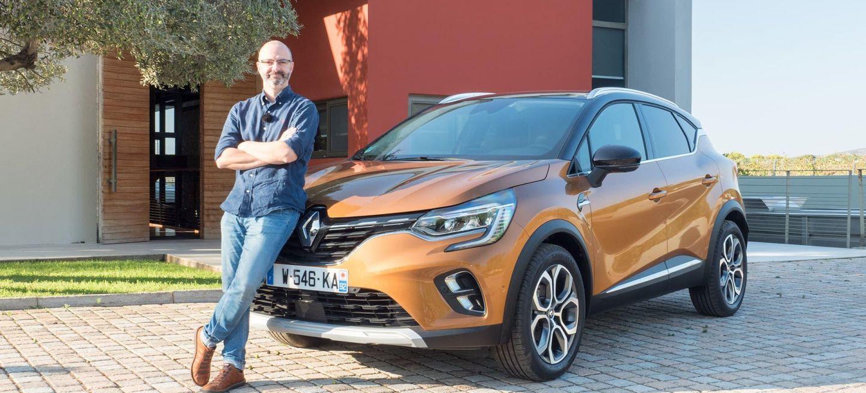 Renault Captur 2020 Portada