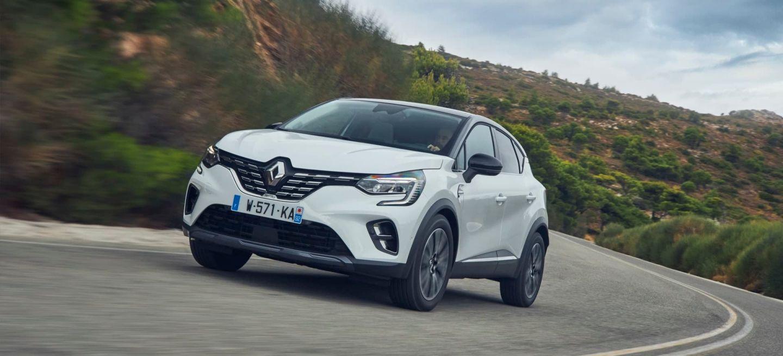 Renault Captur Blanco Exterior Dinamica 00017