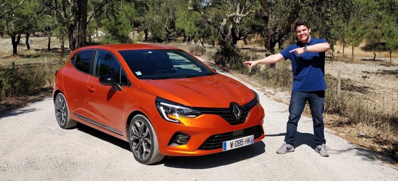 Renault Clio 2020 Prueba 0619 042