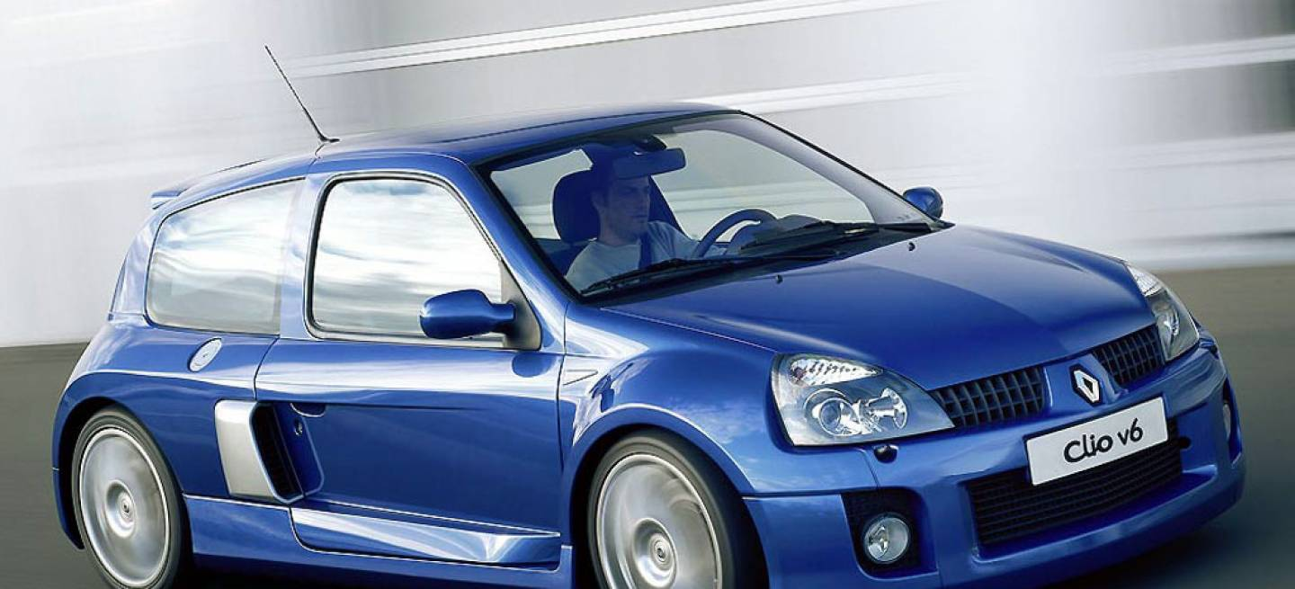 renault clio v6 renault sport 2001 diariomotor. Black Bedroom Furniture Sets. Home Design Ideas
