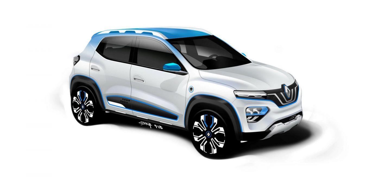 Renault K Ze Suv Electrico 3