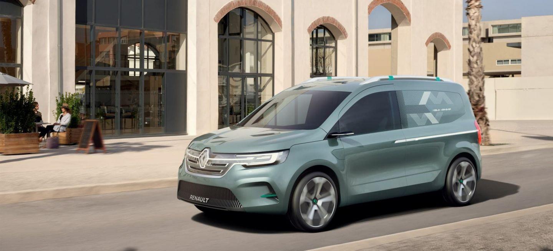 2019 Show Car Kangoo Z.e. Concept