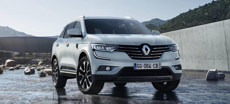 Renault suv 2016