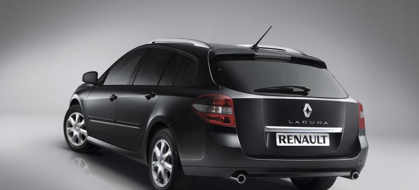 renault laguna black edition diariomotor. Black Bedroom Furniture Sets. Home Design Ideas