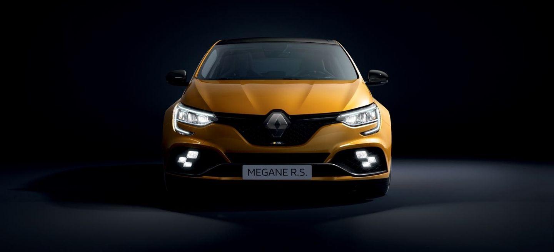 2020 Nouvelle Renault Megane R.s. Trophy