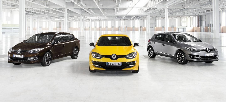 Renault Megane Diesel Segunda Mano