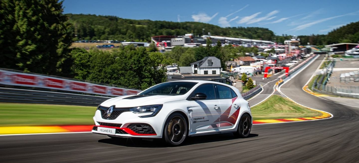 Renault Megane Rs Trophy R Spa Record 0719 01