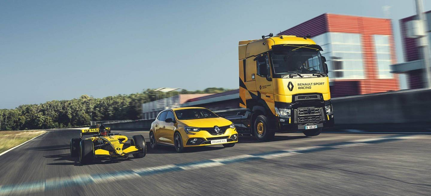 Renault T High Rs P