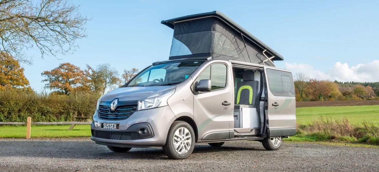 Renault Traffic Camper Sussex 1219 004