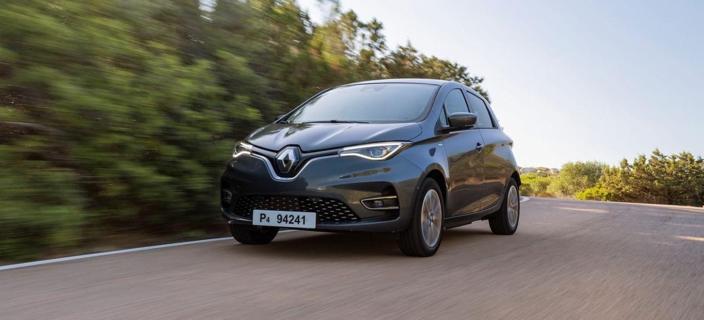 Renault Zoe Ze50 0919 047