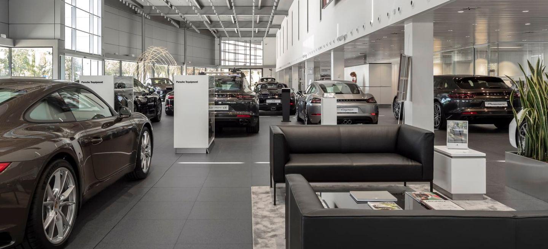Renting Comprar Coche Concesionario Centro Porsche