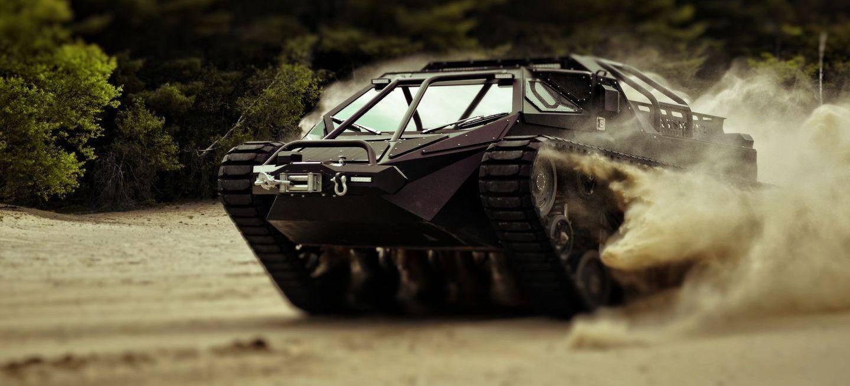 Ripsaw ev2 el tanque m s r pido y extremo quiere un hueco for Criadero de cachamas en tanques