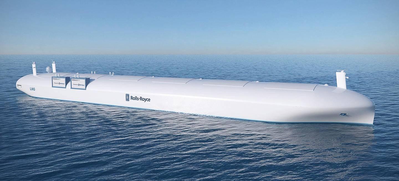 Rolls Royce Quiere Inundar Los Oceanos De Estos Barcos Autonomos