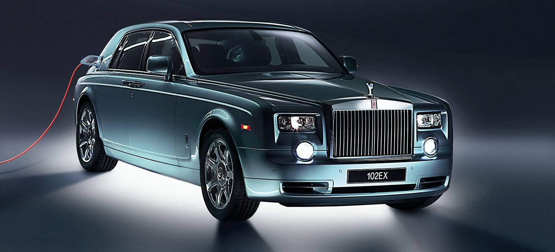 Rolls Royce V12 Futuro Electrico 01