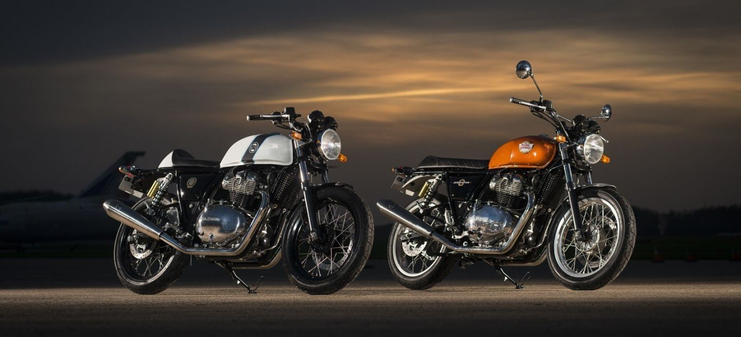 Royal Enfield Continenta Gt Interceptor 650 4
