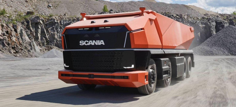 Scania Axl P