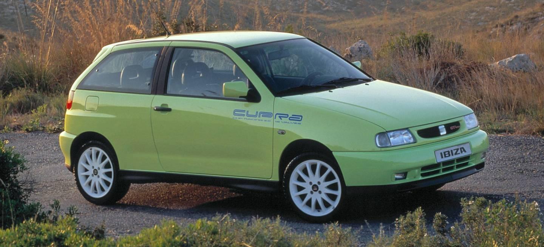 Seat Ibiza Cupra Portada