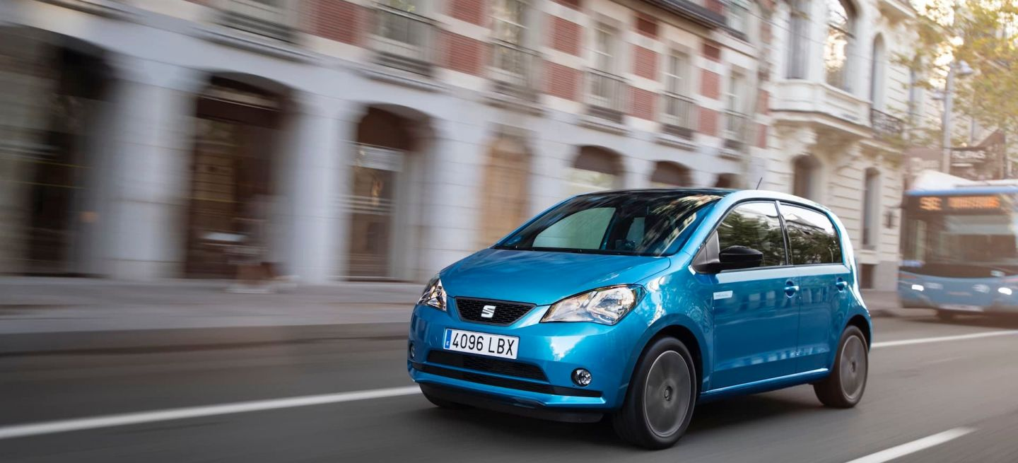Seat Mii Electric 34 Hq