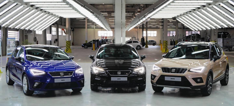 Seat Algeria Factory 001 Hq