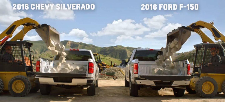 Chevrolet, Ford y la polémica de los bloques de piedra, o por qué a ...
