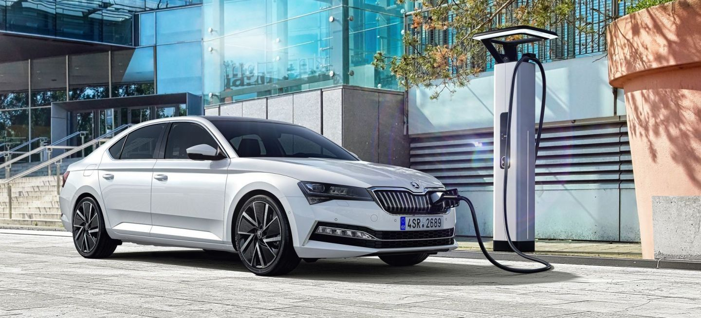 Skoda Superb Iv 2020 P