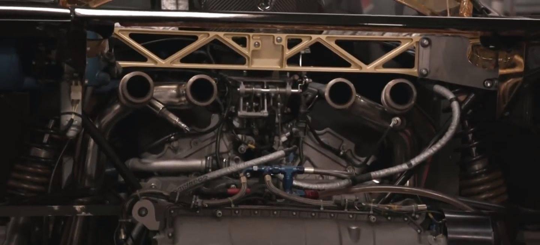 Sonido V12 Mclaren F1