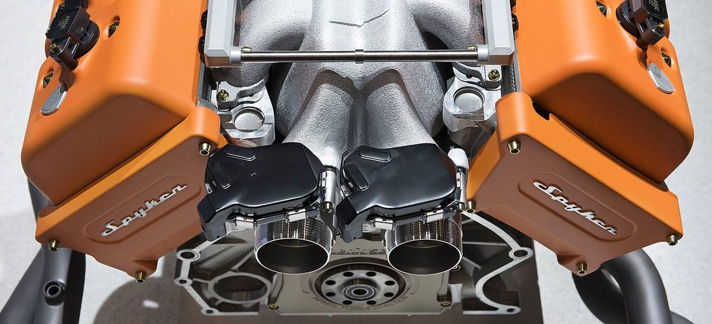 Spyker Koenigsegg Motor Coches V8 09