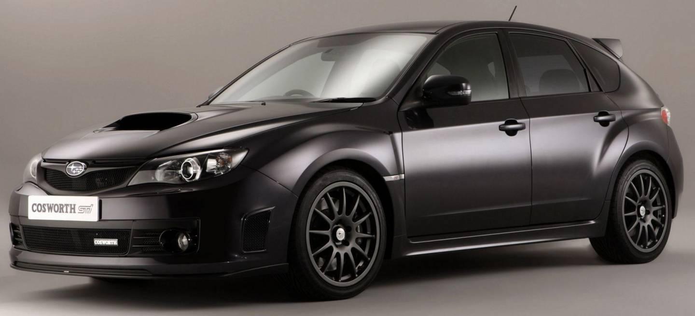 Subaru Cosworth Wrx Sti P