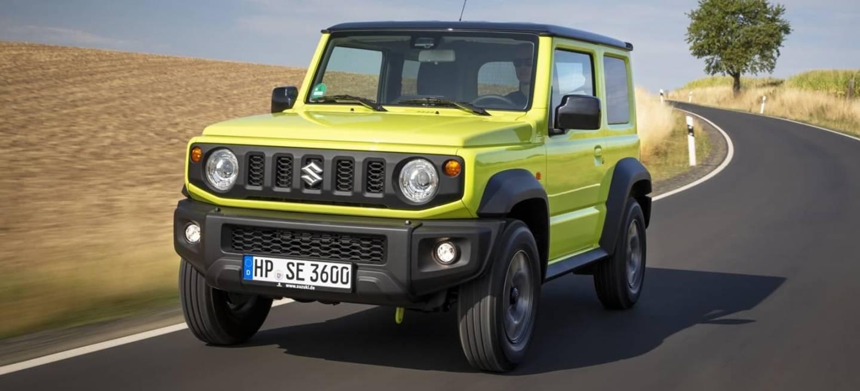 Suzuki All New Jimny 02 R